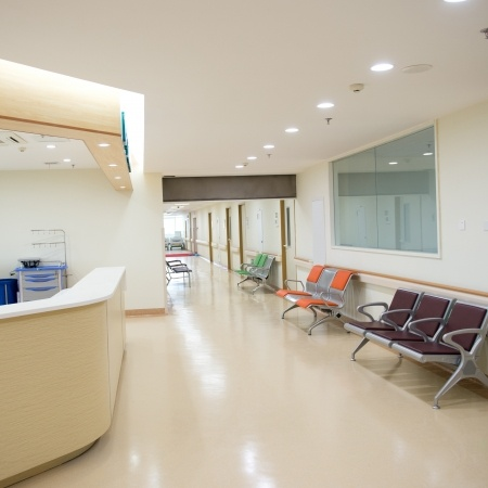 Doctors & Dental Practices waiting rooms air conditioned for comfort