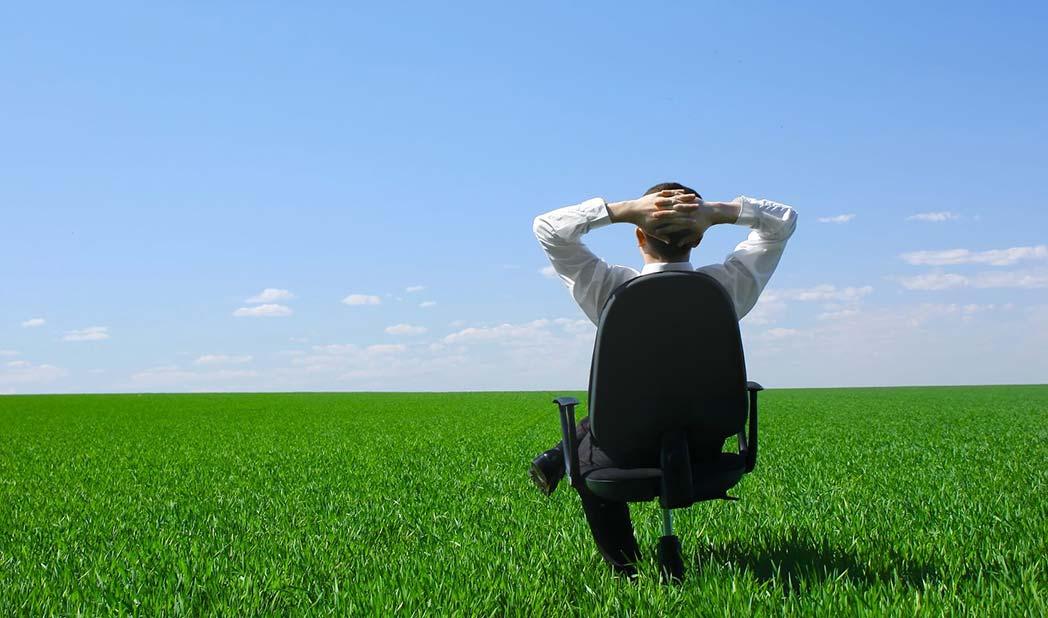Fresh air wherever you work