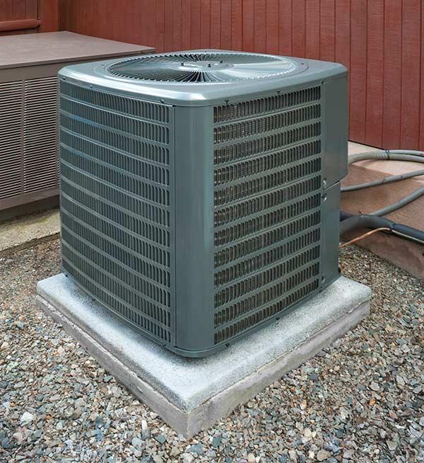 Heat Pump Evaporator / Condenser External Unit